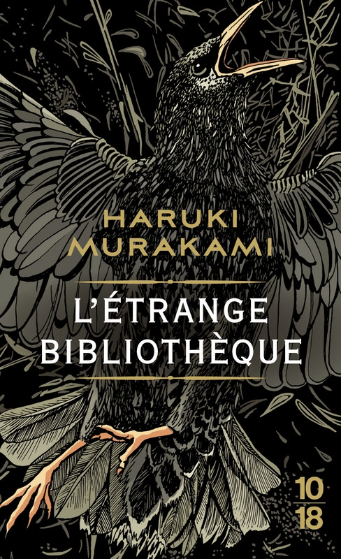 L'étrange bibliothèque // HarukiMurakami